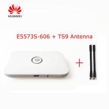 Unlocked Huawei E5573s-606 CAT4 150M 4G LTE WiFi Router Wireless + 2PCS Antenna