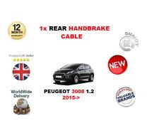 pour Peugeot 3008 1.2 2015->1x arrière frein à main câble