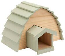 More details for hedgehog house - garden ting hibernation safe shelter wildlife cosy sanctuary