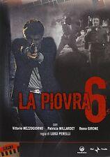 DvD LA PIOVRA SEI 6 - (1992) (Cofanetto 3 Dvd) ** Contenuti Speciali ** ...NUOVO