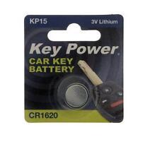 Key Power CR1620KP 3-Volt Lithium Car Key Battery