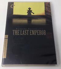 The Last Emperor (Dvd, 2008, The Criterion Collection) Bernardo Bertolucci Film