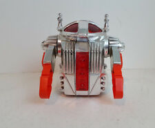 Vintage Acrobat Robot Toy Chrome Version