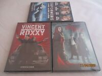 3 Drama/Thriller/Horror Films. Red Riding Hood/Vincent N Roxxy/Informers. R/PG13