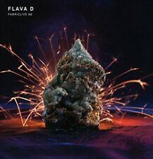 Flava D - Fabriclive 88 Flava D [CD]