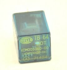 VW AUDI HELLA RELAY 4DM003360-00