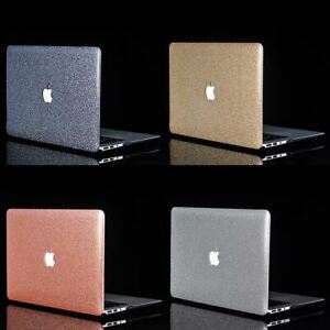 Shiny Rubberized Case Cover Hardshell For MacBook Air Pro Retina Touch Bar 12 13