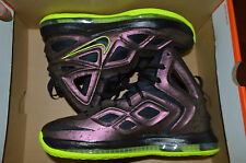 New Nike Air Zoom Hyperposite 2 Deep Burgandy 653466-607 sz 10 Basketball Shoes