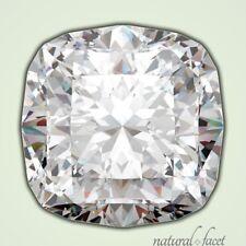 1.06 Carat H/IF/Ideal Polish Cushion Cut AGI Certified Diamond 5.97x5.66x3.79mm