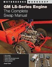 Gm Engine Conversion Swap Manual Ls1 Ls2 Ls3 Ls6 Ls7