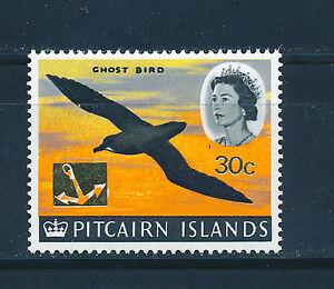PITCAIRN ISLANDS 1967 DEFINITIVES SG79 30c on 2s.6d. (BIRD) BLOCK OF 4 MNH
