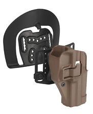 Blackhawk! CQC Serpa Pistolen-Holster H&K P8 USP Links Coyote Brown Braun