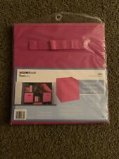 closetmaid cubeicals fabric drawer -Large Pink