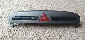 Peugeot 308Hazard Warning Switch & Grey Trim Facia