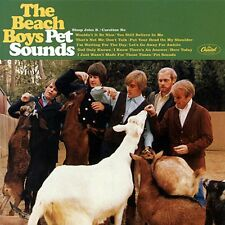 BEACH BOYS PET SOUNDS Mono & Stereo REMASTERED HDCD CD NEW