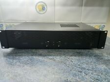 More details for monacor img stageline sta-500 high power pa amplifier