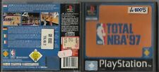 TOTAL NBA  '97 PLAYSTATION PS1 [1997] ex noleggio