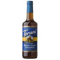 Torani Sugar Free Brown Sugar Cinnamon Syrup (750 mL)