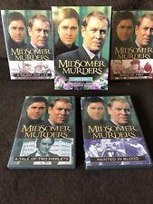Midsomer Murders Set Six  ... Missing 1 Movie