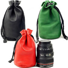 DSLR Waterproof Padded Camera Lens Bag Pouch Case For Canon Nikon Sony 18-135mm
