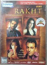 Rakht DVD - Sanjay Dutt Sunil Shetty - Hindi Movie / Region Free / Eng Subtites