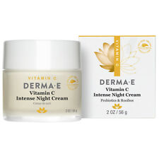 Derma E Vitamin C Intense Night Cream 2.0 oz.