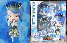 Tiger & Bunny Chibi-Arts Blue Rose PVC Figurine Bandai Sunrise Licensed New