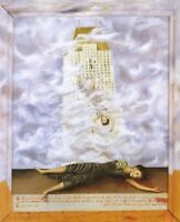 Print -  The Suicide of Dorothy Hale, 1938 - by Frida Kahlo
