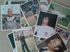 Cromos Valencia C.F. años 90