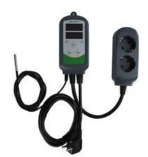 220V Fermentation Digital Temperature Temp Controller Thermostat w/ Thermocouple