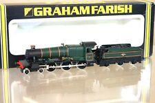 GRAHAM FARISH 1404 Kit COSTRUITO BR 4-6-0 Manor CLASSE LOCO 7822 foxcote MZ