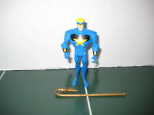 DC Universe LOOSE StarMan Figure with Cosmic Rod Exclusive  Justice League