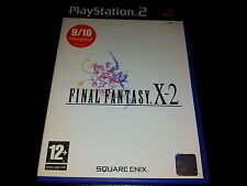 PS2 GAME FINAL FANTASY X2.