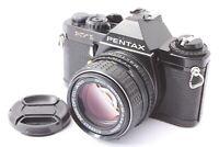 """EXC+++"" PENTAX MV-1 BLACK SLR Film Camera Body + M 50mm f/1.4 K mount Lens"