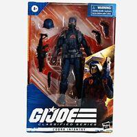 "GI Joe Classified Series 24 COBRA INFANTRY Trooper Drone 6"" Scale Action Figure"