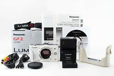 Panasonic Lumix DMC-GF2 12.1MP Digital Camera White [N.Mint] #641019-1408