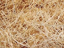 NATURAL ASPEN WOOD-WOOL EXCELSIOR for Fruit Fly Cultures, Chicken, Packing - 5lb