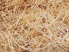 NATURAL ASPEN WOOD-WOOL EXCELSIOR for Fruit Fly Cultures, Hen Boxes  - 1/2lb