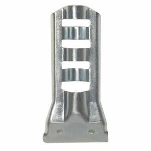 "New SB1-1 VALLEY FORGE 1/2"" Stamped Steel Flag Pole Bracket w/ Screws Flagpole"
