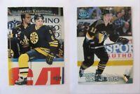 1995-96 Upper Deck #69 Kasatonov Alexei  electric ice  bruins