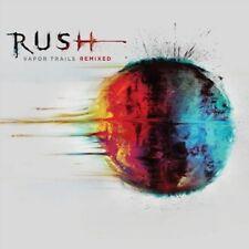 RUSH-Vapor Trails-remixato CD NUOVO
