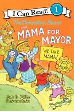The Berenstain Bears and Mama for Mayor! by Jan Berenstain; Mike Berenstain