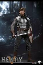 In-stock POP TOYS EX22 1/6 King Henry England Two Heads 12in Action Figure