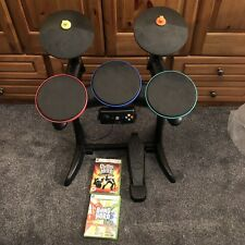GUITAR HERO WORLD TOUR DRUM KIT TAMBURI Xbox 360