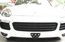 Quick Release Front License Plate Bracket For Porsche Cayenne & Cayenne S 2017