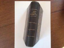 LE MOIS DE JEANNE D'ARC Joseph Fabre 1892  BELLE RELIURE