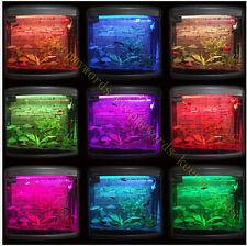 Strip aquarium lights ebay 20cm aquarium fish tank remote control color submersible led strip lights bar aloadofball Gallery