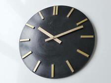 Large PRAGOTRON Industrial Clock modernist midcentury Bauhaus 50s rare