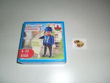 Playmobil Polizist Pickelhaube Figur Sonderfigur Bolli 6105 Neu & Ovp