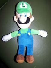 "Nintendo Luigi Little Buddy Plush 10"""